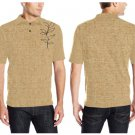 Sandy Beaches Men's Polo Shirt  M T55