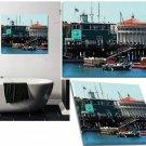 """Avalon Harbor / Catalina Island Canvas Print 24""""x20"""""""
