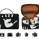 Hand Prints Large Cosmetic Travel Bag M1658