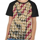 Peace Sign Women's Raglan T-Shirt - T62