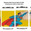 Superman Stainless Steel Vacuum Mug (10.3OZ)