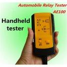 12VAE100 Electronic Car Relay Tester Automobile Relay Vehicle Automotive Checker