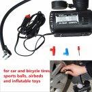 New 300 PSI Mini Air Compressor 12V Car Auto Portable Pump Tire Inflator w/gauge