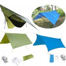 Hot Sale Lightweight Camping Tent Tarp Shelter Mat Hammock Cover Waterproof Gear