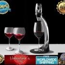 Professional Bar Tool Wine Decanter Set Mini Essential Filter Stand Holder