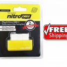 Nitro OBD2 Performance ECU Remap Power Chip Tuning Box  Petrol Gasoline Car