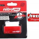 Nitro OBD2 Performance ECU Remap Power Chip Tuning Box  Petrol Diesel Car