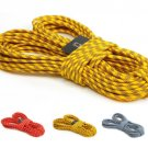 8mm Climbing Rope Hiking Mountaineering Rescue Equipment Safety Field Survival