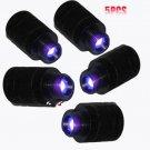 5pcs Compound Bow Fiber Optic LED Bow Sight Light 3/8-32 Thread Universal Light