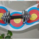 10PK  40X40 CM Archery Target Paper Face for Arrow Bow Shooting Hunting Practice