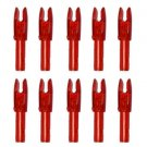 100PCS Archery Arrow Nocks Tail For Shaft ID 4.2mm Compound Recurve Bow Hunting