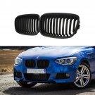2011 - 2014 BMW F20 F21 1 Series Hatchback Sport Kidney Grill Grille  Black