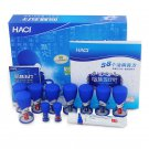 10p HACI Wuxing Needle Magnetic Bipolar Sucker Pin Body Acupuncture Cupping Set