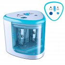 ElectricTwo-hole Automatic Pencil Sharpener Battery Operated Heavy Duty 2 Sizes