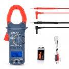 AstroAI Digital Clamp Meter TRMS 6000 Counts Multimeter Volt Meter With Manual