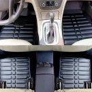 Car Floor Mats FloorLiner For Toyota Yaris 2004-2013 Front+Rear All-Weather Set