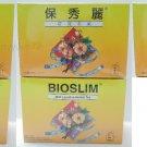5 x Bioslim Tea Bio Slim Mild Laxative Herbal Tea Bags 30 packs 保秀麗 窈窕 茶葉