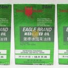 Eagle Brand Medicated Oil 鷹標德國風油精 Pain Relief Dau Xanh Con O 24ml x 5