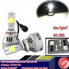 Pair 9005 HB3 CREE-MTG2 LED Projector Headlight Fog Light Bulbs 3200LM 9011 9022