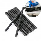 PDR Tools Black Glue Sticks Auto Body Painltess Dent Repair For Hail Puller 10pc