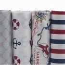 Cotton Fabric Fat Quaters Tilda Cloth Quilting Patchwork Fabrics For Sewing Doll