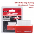 Nitro OBD2 Performance Chip Tuning Box Plug and Drive For Diesel Cars Vechile