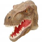 Dinosaur Hand Puppet For Stories Tyrannosaurus Head Hand Puppet Soft Non-toxic