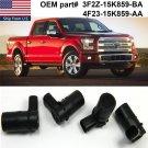 4x Backup Parking Assist Radar Sensors For Ford F150 F250 F350 Explorer Mercury