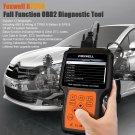 FOXWELL NT650 OBD2 Diagnostic Scanner EPB SAS BMS DPF ABS SRS Oil Reset Tool