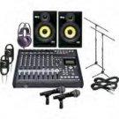 Korg D888 Live Studio Package