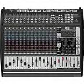 Behringer EUROPOWER PMP5000 20-Channel Powered Mixer