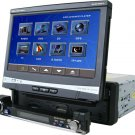 "JE-768BT 7"" Car DVD Player with OSD Touch Screen"