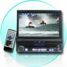 CVEJS-768BT  7Inch Display Car DVD Player Touchscreen