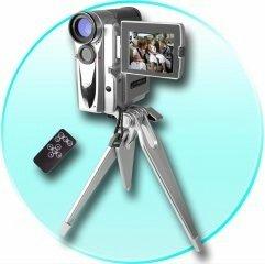 Dual Powered Digital Camcorder & Camera