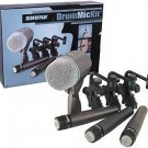 Shure Drum Mic Package