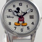 "Men's White ""nurses  Mickey Mouse Watch"