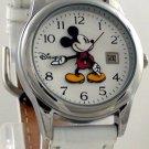 Wemen's White  Mickey Mouse Nurse Watch