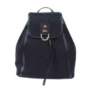 Gucci Medium Backpack with Double Straps