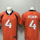 Case Keenum Denver Broncos Men's Limited Player Jersey Orange,Jersey Sales