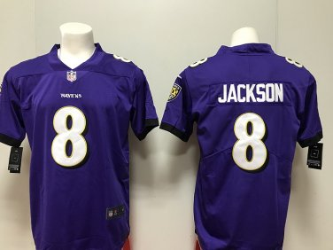 finest selection cf15e a7cbd Men's Baltimore Ravens Lamar Jackson Limited Player Jersey ...