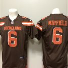 Men's Cleveland Browns Baker Mayfield Limited Game Jersey Brown,Jersey Sales