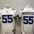 Men's Vander Esch Dallas Cowboys Limited Player Jersey White,Jersey Sale