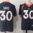 Terrell Davis Denver Broncos Men's Limited Player Jersey Navy Blue,Jersey Sales