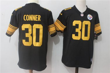 Conner 30 Men S Pittsburgh Steelers Color Rush Limited
