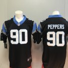 Julius Peppers Carolina Panthers Men's Limited Player Jersey Black,Football Jersey Outlet