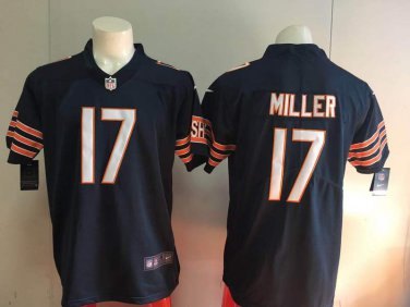 wholesale dealer 32676 8e199 Chicago Bears Anthony Miller Men's Limited Player Jersey ...