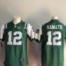 Joe Namath Men's New York Jets Green Limited Player Jersey Sale
