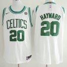 Gordon Hayward 20th Boston Celtics Men's Swingman Jersey White