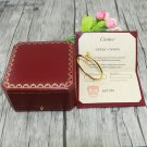 Cartier Juste Un Clou Nail Bracelet Yellow Gold Size 16 & 19 Luxury Box Set