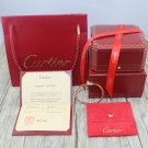 Cartier Juste Un Clou Nail Bracelet Rose Gold With Diamonds Size 16 & 19 Luxury Box Set